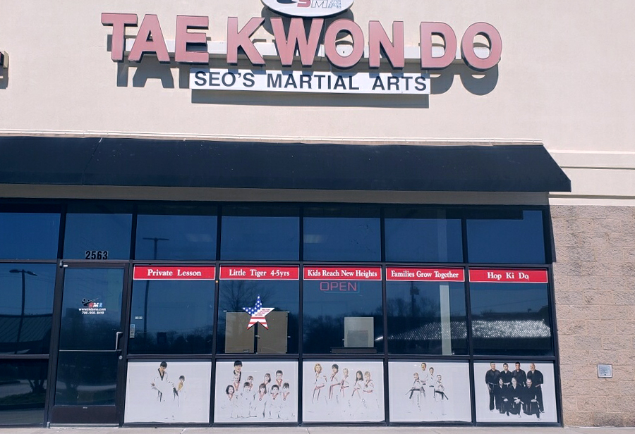 Martial Arts class in Amherst, NY